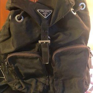 2f8d07e5cf07 Bags - Prada Backpack